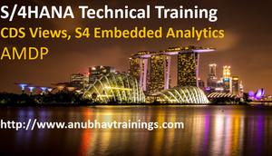 S/4HANA Technical Training