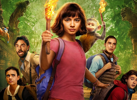 Review - Dora and the Lost City of Gold