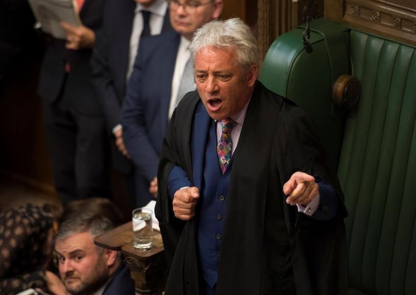 Speaker in the UK Parliament
