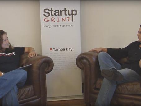 Webtalk's CEO interviewed on Startup Grind