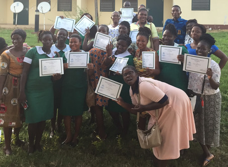 PRN Training in Ghana and Nigeria