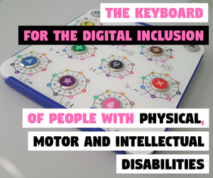 The Key-X promotes the digital inclusion of People with Disabilities