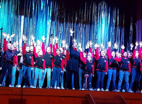 Junior Choir - October 15th on Zoom