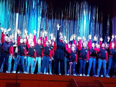 Junior Choir - October 15th on Zoom