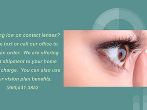 Contact Lens Orders