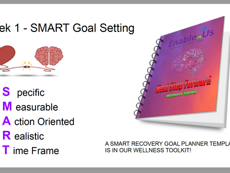Setting SMART Recovery Goals