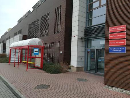 Alzheimer Zentrum in Warschau besucht