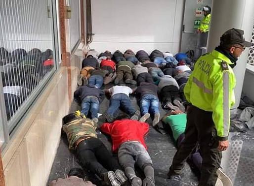 Organismos de derechos humanos preocupada por agresiones a manifestantes