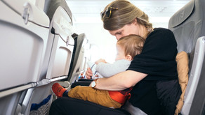 5 things to consider about when traveling with a baby