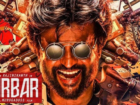 Darbar : A Rajinism filled movie... But that's about it