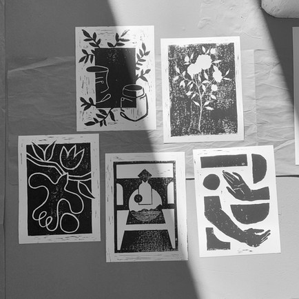 Holiday's Prints