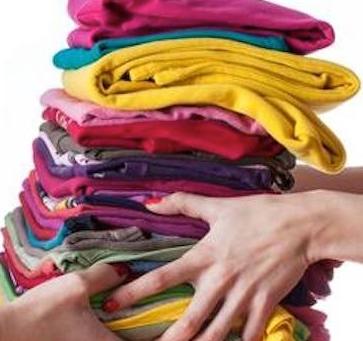 Donner une seconde vie aux vêtements