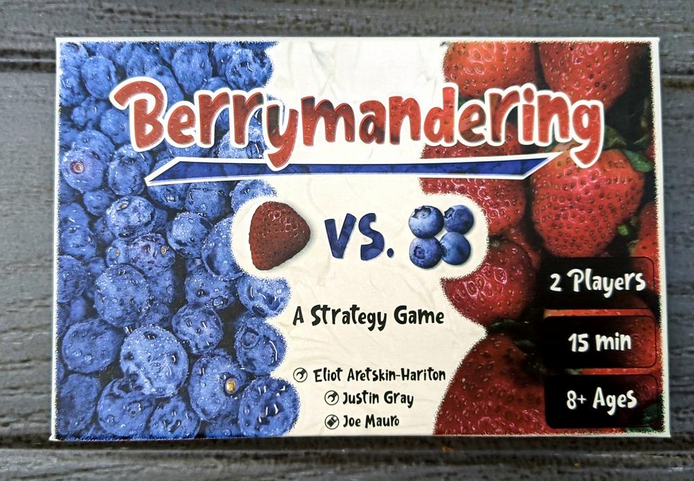 Berrymandering Box Art