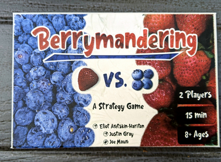 Have Your Cake and Eat it Too - Berrymanding