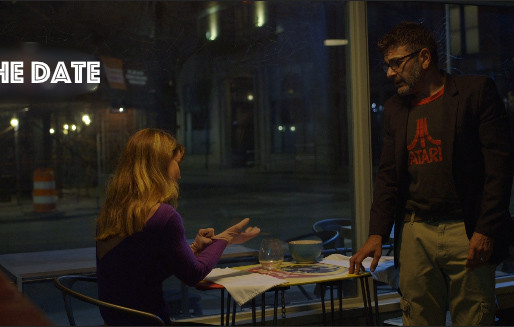 The Date short film review