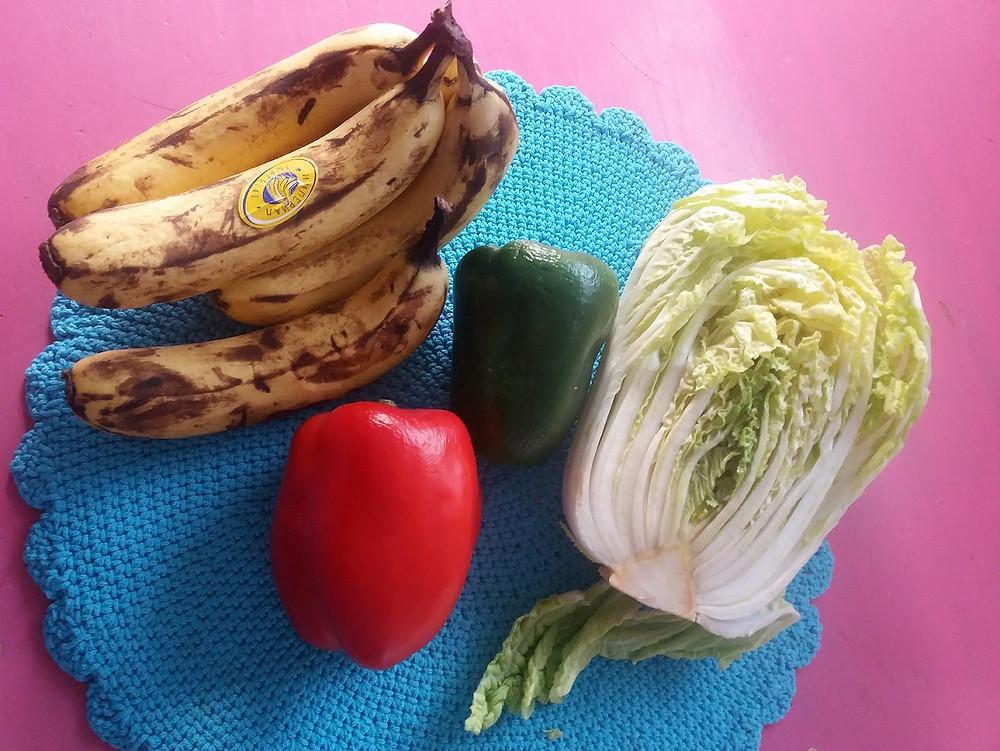"""Nuupahtaneista vihanneksista saa aikaan hyvää """"hävikkiruokaa""""."""