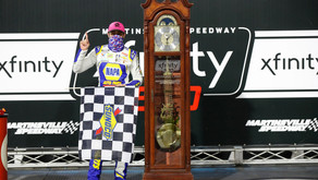 Chase Elliott claims Xfinity 500 victory at Martinsville Speedway