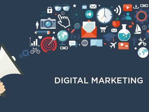 What is Digital marketing means to Consulting ?