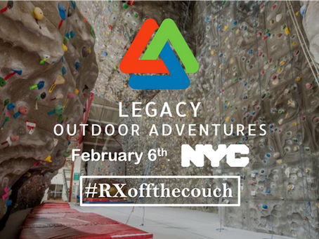 NYC Rock Climbing: Recovery one adventure at a time