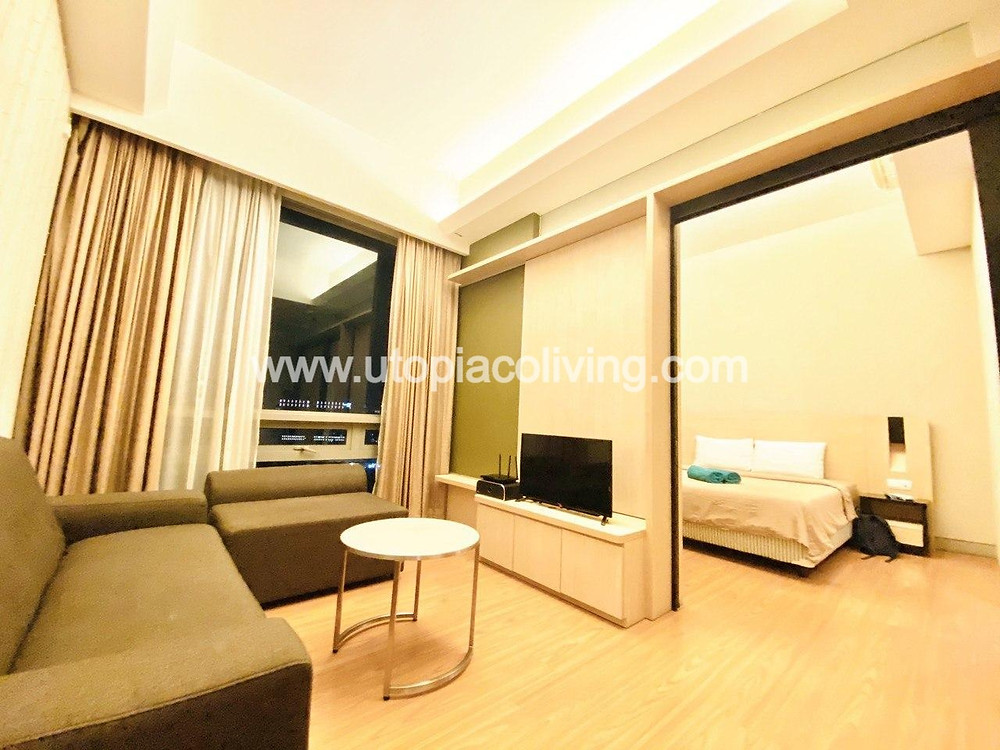 Beautiful Studio Room at Central Pudu