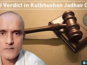 KULBHUSHAN JADHAV: JUSTICE DELIVERED OR JUSTICE DENIED?