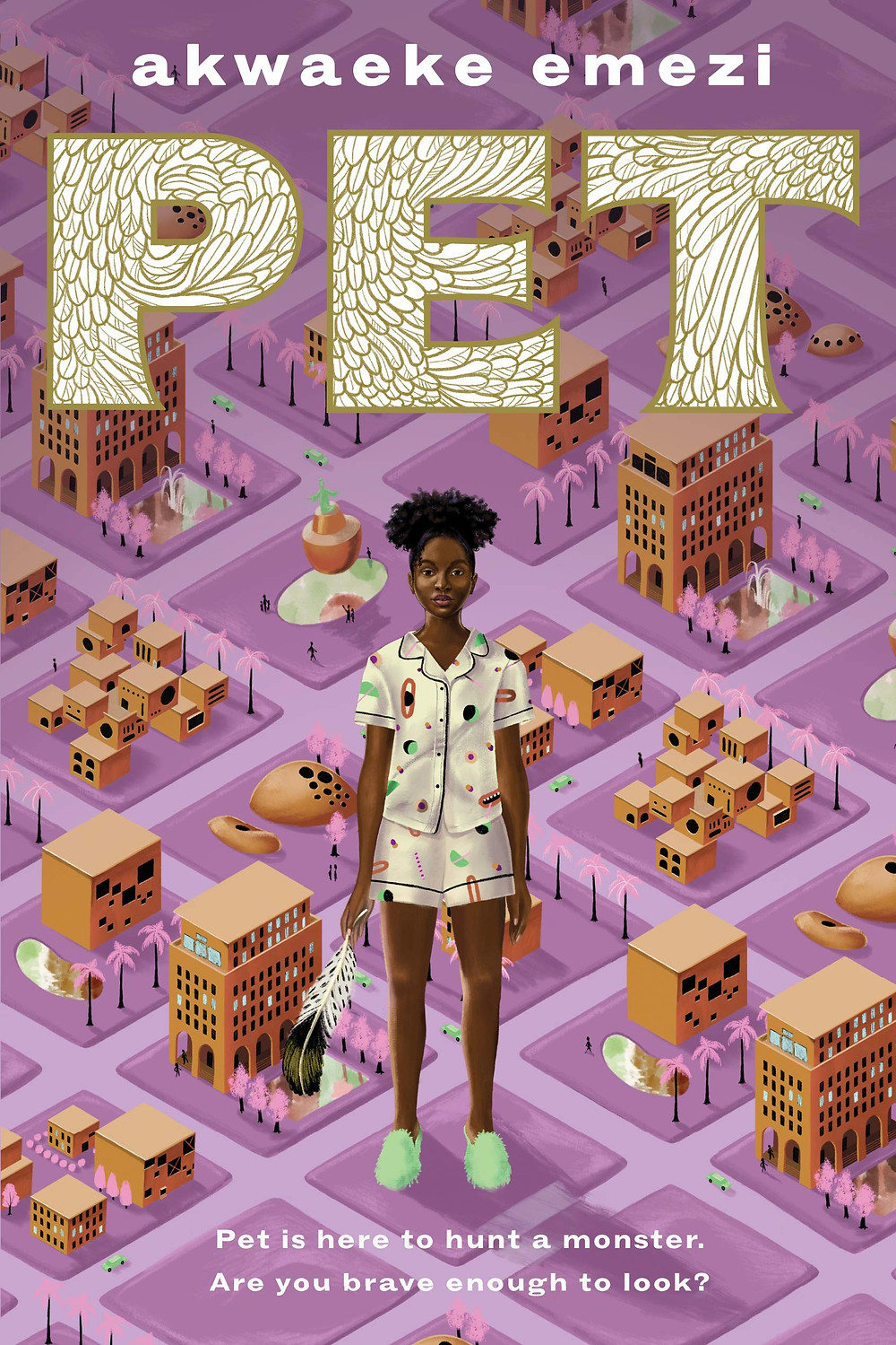 Pet by Akwaeke Emezi : the book slut book reviews thebookslut