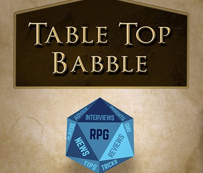 Podcast - Table Top Babble: Accessibility in Gaming
