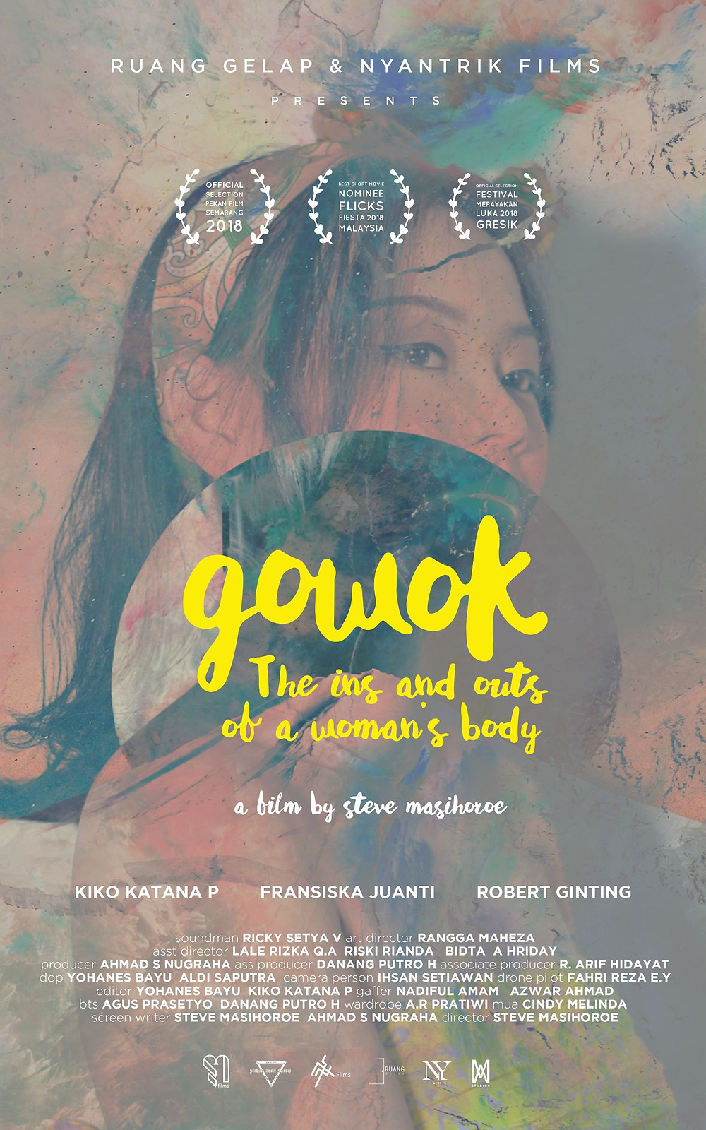 GOWOK (The Ins and Outs of a Woman's Body)
