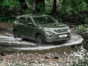 Tata Motors launched the Harrier CAMO edition priced from INR. 16.50 lakhs