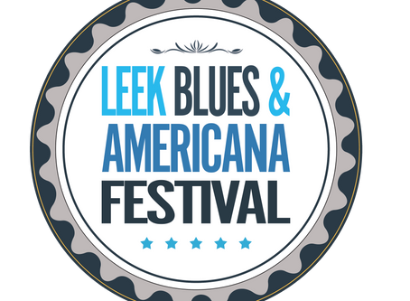 Leek Blues & Americana Festival 3rd - 7th Oct