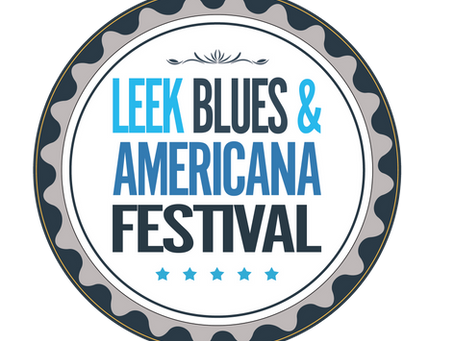 Leek Blues & Americana Festival 3rd - 7th Oct
