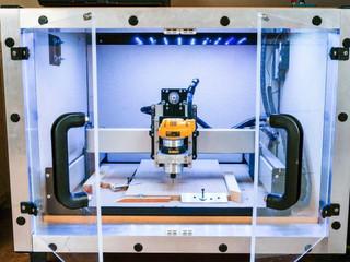 Innovation Wyrkshop Improvement Idea: CNC Enclosures