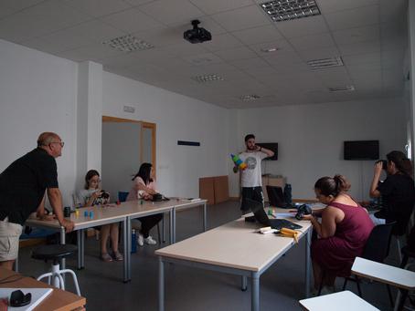 Curso de iniciación a la fotografía y edición digital