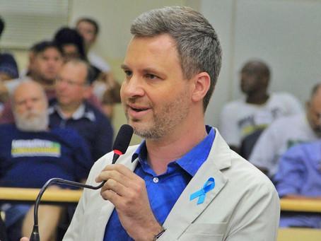 Vereador Rafael de Angeli presta contas de suas ações de todo o seu mandato