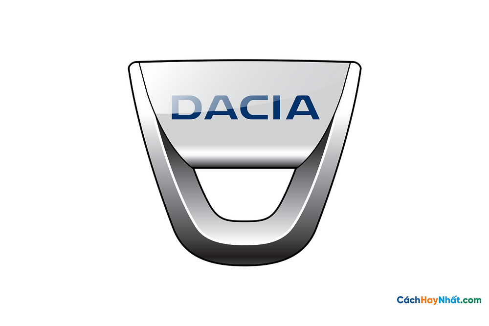 Logo Dacia PNG