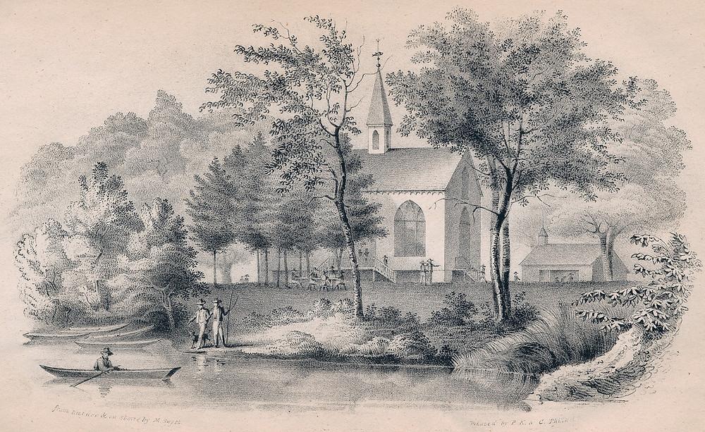 The Schuylkill Fishing Company of Pennsylvania