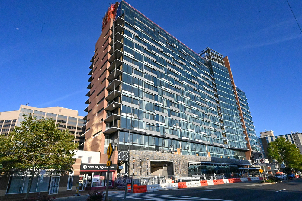 JBG Smith, Plaza construction build new commercial real estate in Bethesda