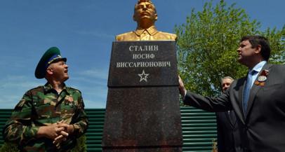 Josif Stalin, líder do país que esmagou os nazistas
