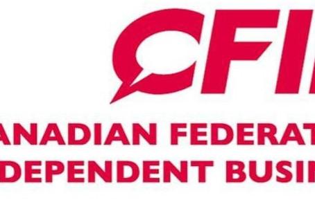 CFIB SMALL BUSINESS HELP LINE