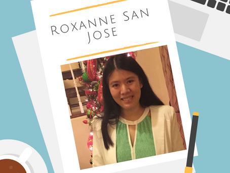 Roxanne San Jose Q & A