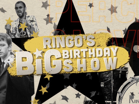 Así se celebraron los 80 años de Ringo Starr