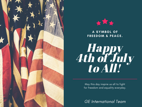 Happy 4th of July from the GE Team!