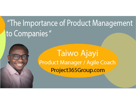 The Importance of Product Management to Companies