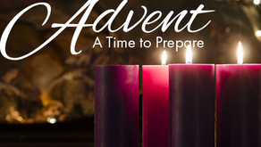 Advent Mission Blog, Day 1