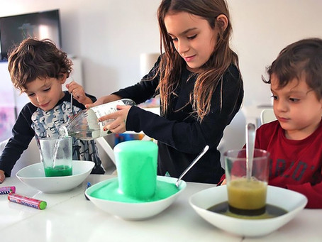 63 Easy Science Experiments for Kids Using Household Stuff