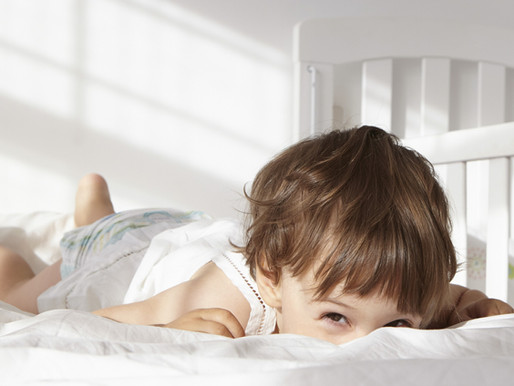 Help your Early Rising Toddler Sleep Later Using the Spring Forward Time Change