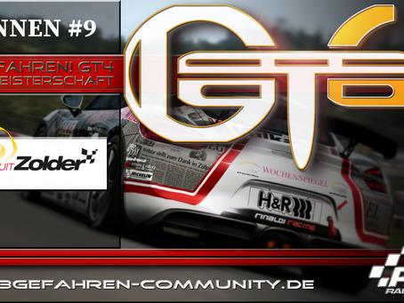 GT4 Weltmeisterschaft | Rennen #9 Zolder