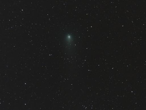 Comète 21P Giacobini-Zinner