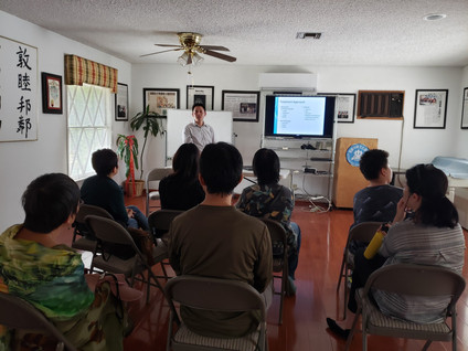 Youth Group Lectures/workshop in the year of 2019