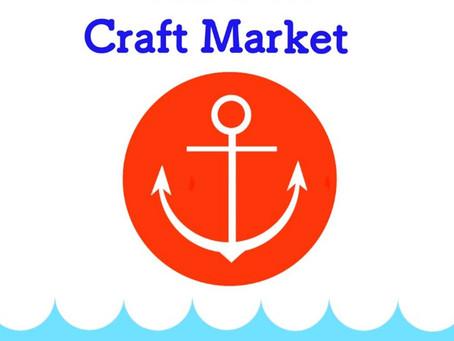 Sun beach craft market